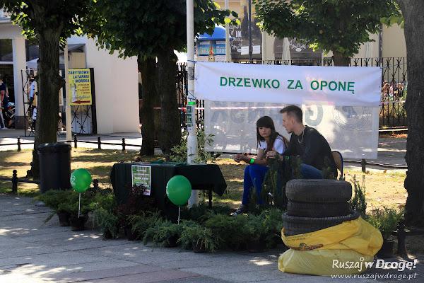 Na Leśnym Festynie Edukacyjnym w Sopocie