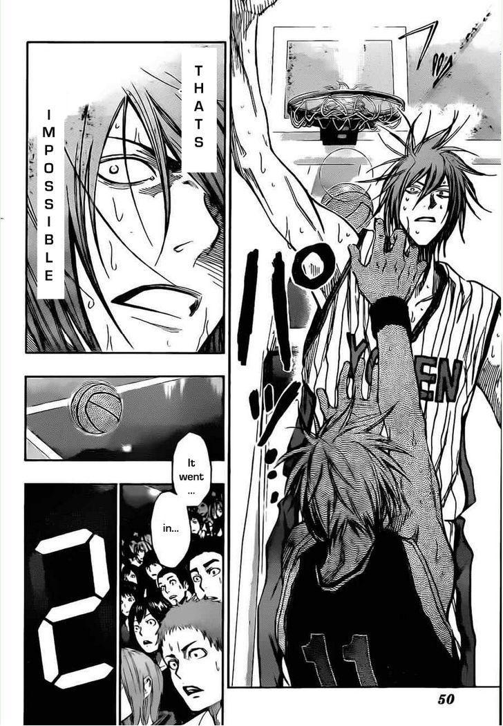 Kuroko no Basket Manga Chapter 148 - Image 18