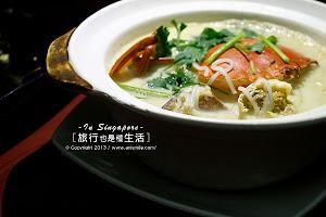 【走走新加坡】遠東廣場小吃 螃蟹大餐