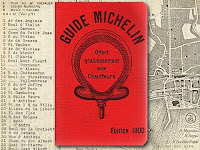 Guide Michelin 1900