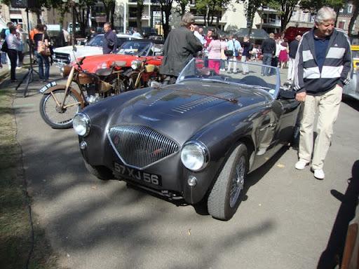 La Coupe Florio 2011 - Promenade & Exposition. DSC03244