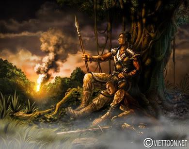 Hình ảnh các vị anh hùng trong lịch sử Việt Nam