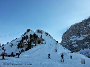 Sella Ronda trasy narciarskie
