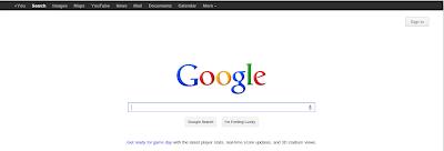 Google Linkbar Feburar 2012