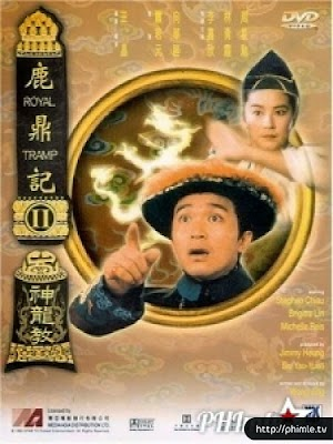Phim Lộc Đỉnh Ký Phần 2 - Royal Tramp 2 (1992)