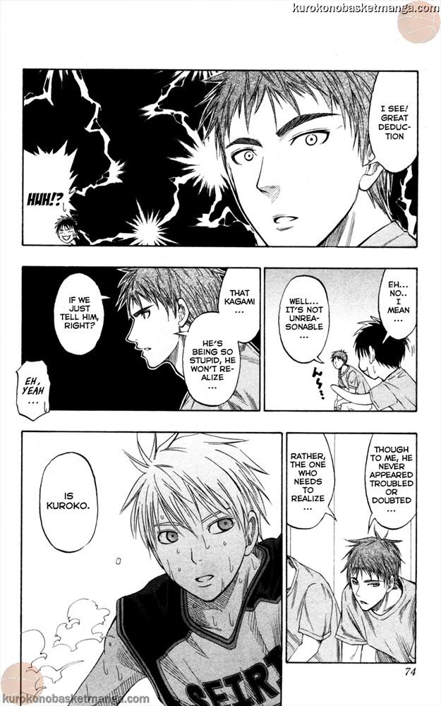 Kuroko no Basket Manga Chapter 56 - Image 06