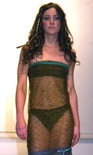 Charlotte Todd Kate Middleton Dress. Kate Middleton modeled the