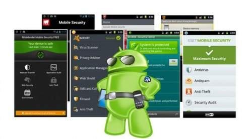 Los mejores antivirus para Android según AV TEST