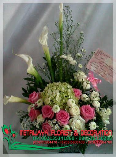 toko bunga banjarnegara florist