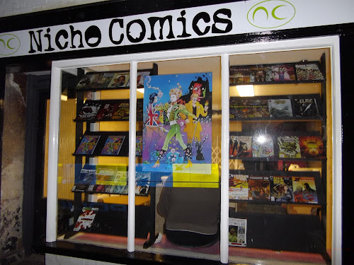Niche Comics, Huntingdon