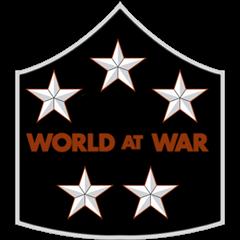 Call of Duty World at War Platinum