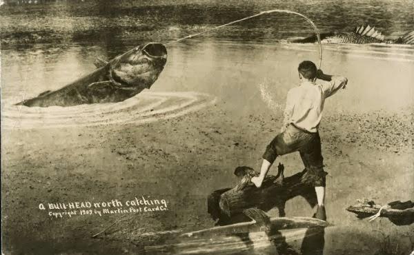 Pescaria difícil