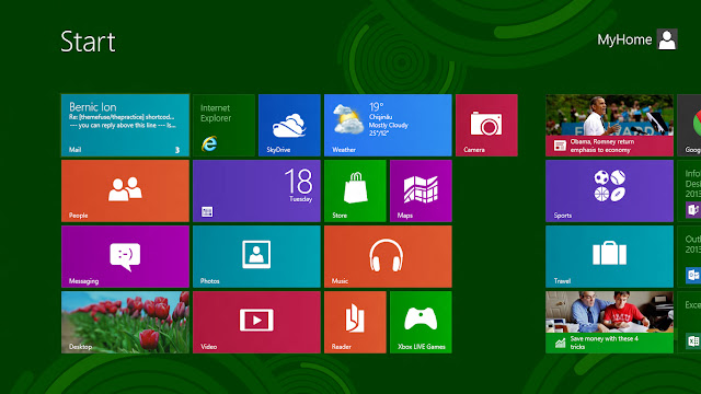 """windows 8 start menu"""
