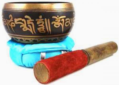 Tibetan Singing Bowl 4 Inch