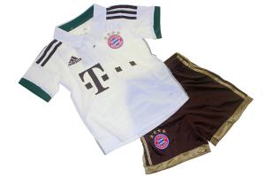 Jual Baju Bola Anak Bayern Munchen Away 2014