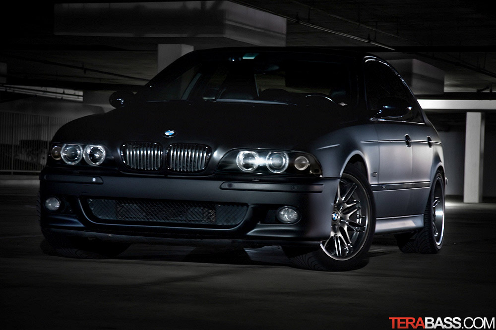 Bmw Automobiles Bmw E39 M5 Wallpaper