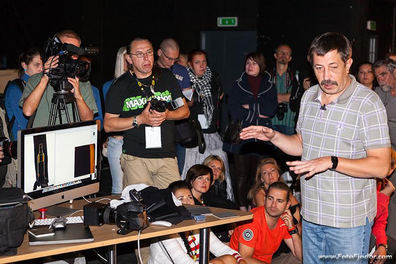 Игорь Сахаров ArtCamp 2012