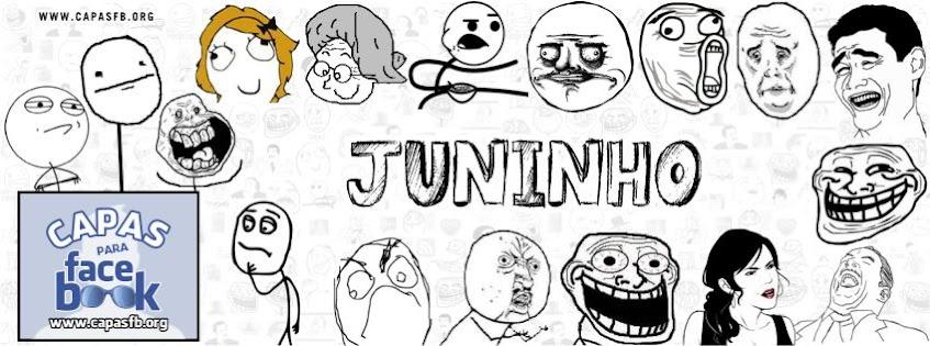 Capas para Facebook Juninho