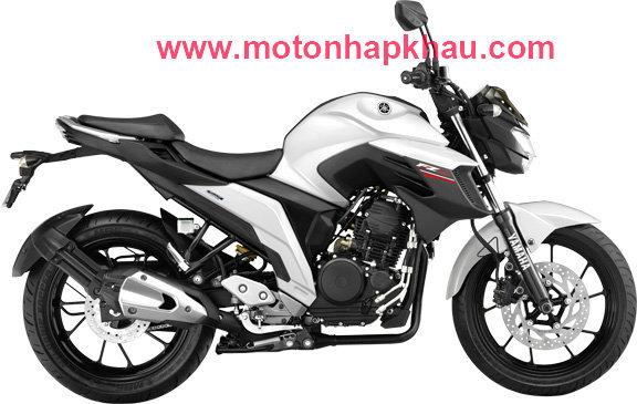 Yamaha FZ25 Màu Trắng