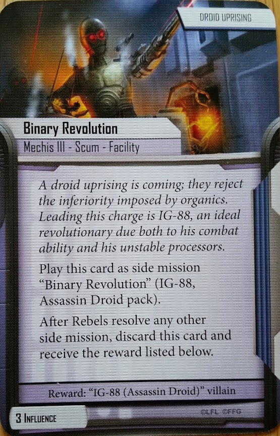 Binary Revolution