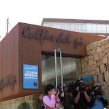 Punto de Información. L'Alf'as del Pi. (Alicante)