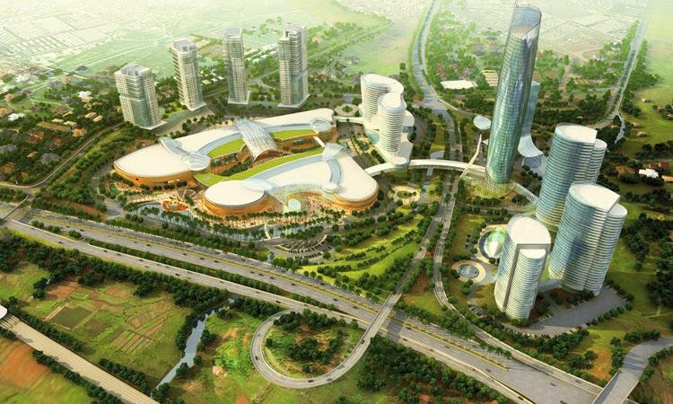 Mall di Jakarta Bintaro Xchange Mall