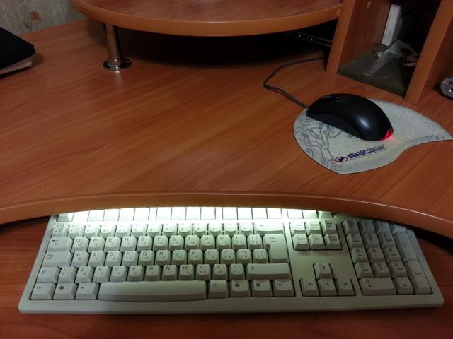 підсвітка клавіатури