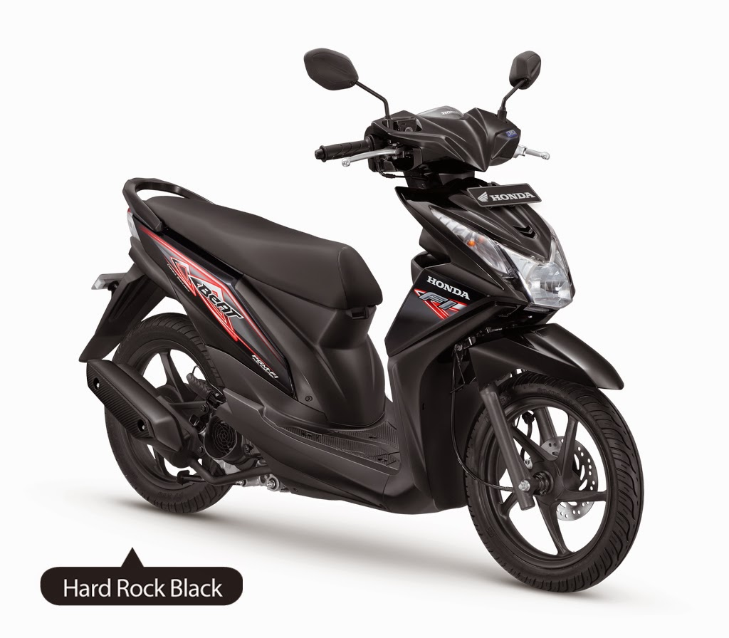 Honda Beat Cw Modifikasi