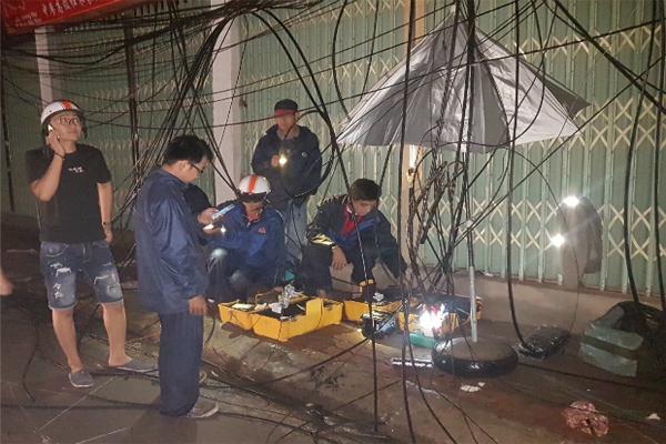 FPT Bắc Ninh Thức Trắng Đêm Khắc Phục Sự Cố