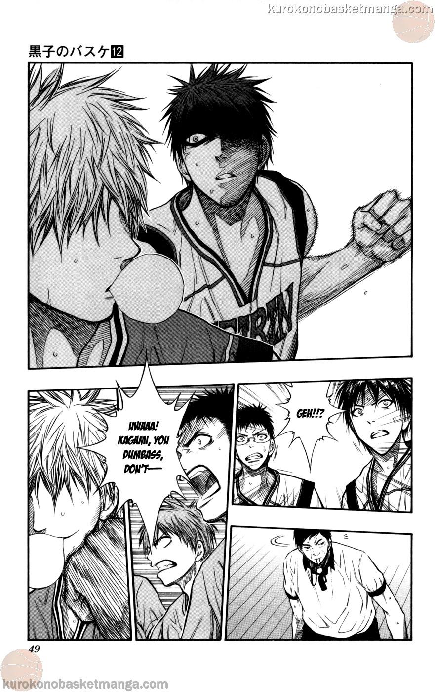 Kuroko no Basket Manga Chapter 102 - Image 03