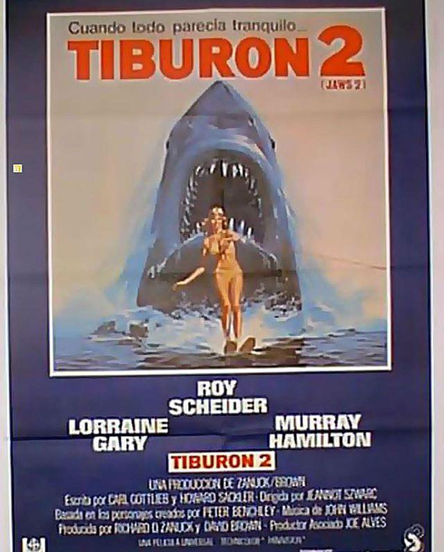 Tiburón 2 (1978, Jeannot Szwarc)