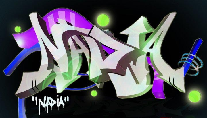 how to make a graffiti logo in photoshop