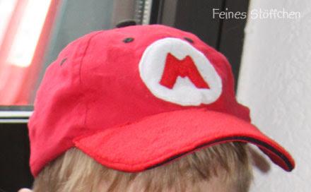 mario mütze selber machen