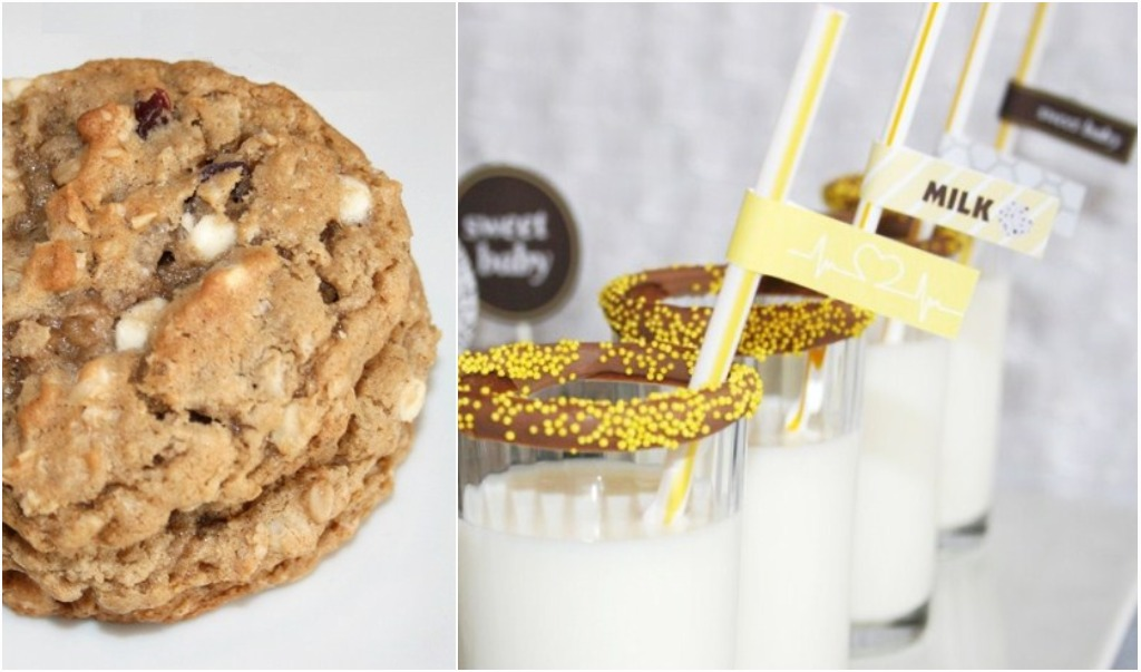 Milk & Cookies Bar - Celebrations at Home