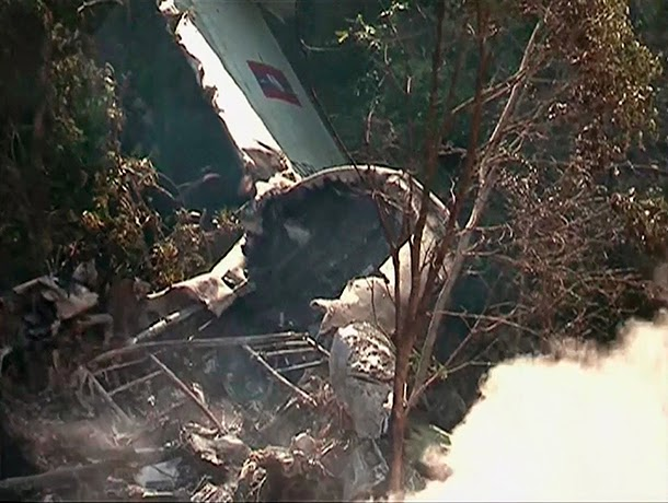 Laos Plane Crash