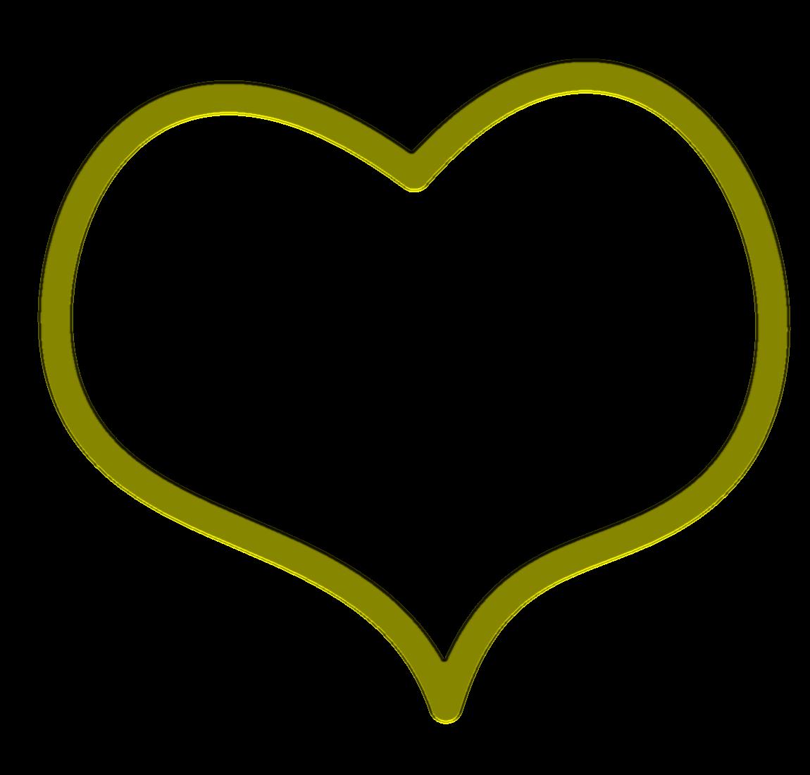 Photoscape Editor: Heart Shape PNG Frames
