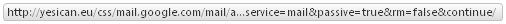 Situs Phishing