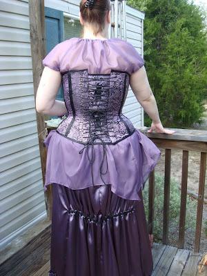 jennylafleur | diary | Laughing Moon Doré Victorian Corset