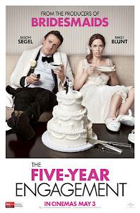 Cuộc Đính Hôn 5 Năm - The Five-year Engagement poster
