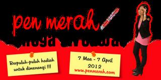 mega giveaway pen merah