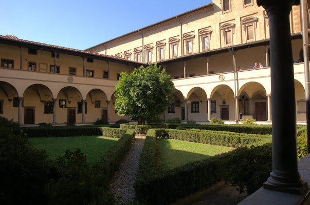 Laurentian Medici Library, Piazza San Lorenzo, 9, 50123 Firenze, Italy