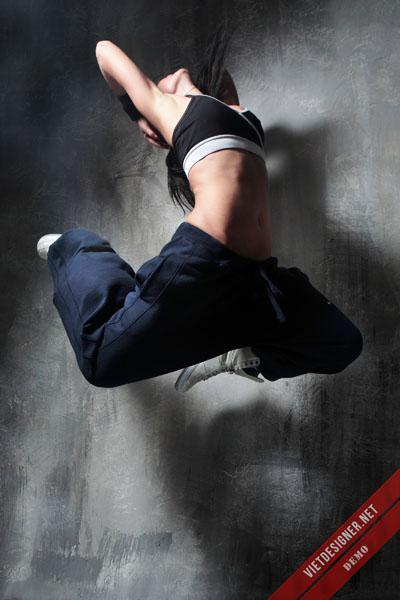 Bộ stock Breakdance Style cho những tác phẩm đỉnh cao