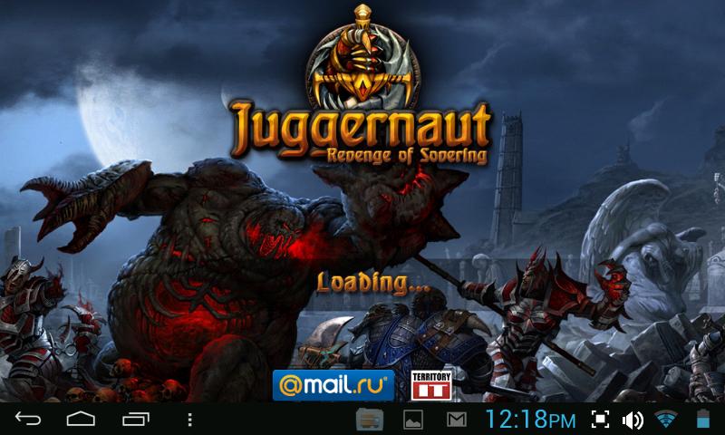 Juggernaut Revenge of Sovering|เกมส์มหาสงครามสยบเทพอสูร|โหลดเกมส์แอนดรอยด์ฟรี