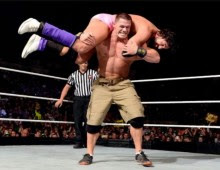 مصارعة WWE Main Event 2012 11 28