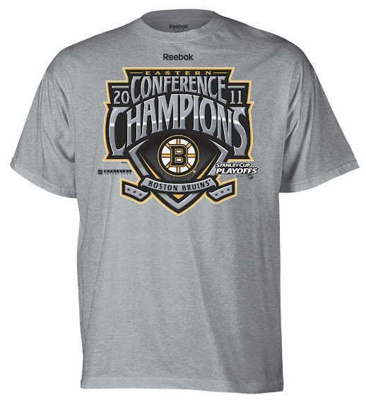 Bruins eastern conference champion t-shirt