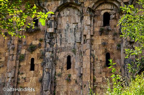 Dörtkilise, iglesia y monasterio georgianos situados en ...