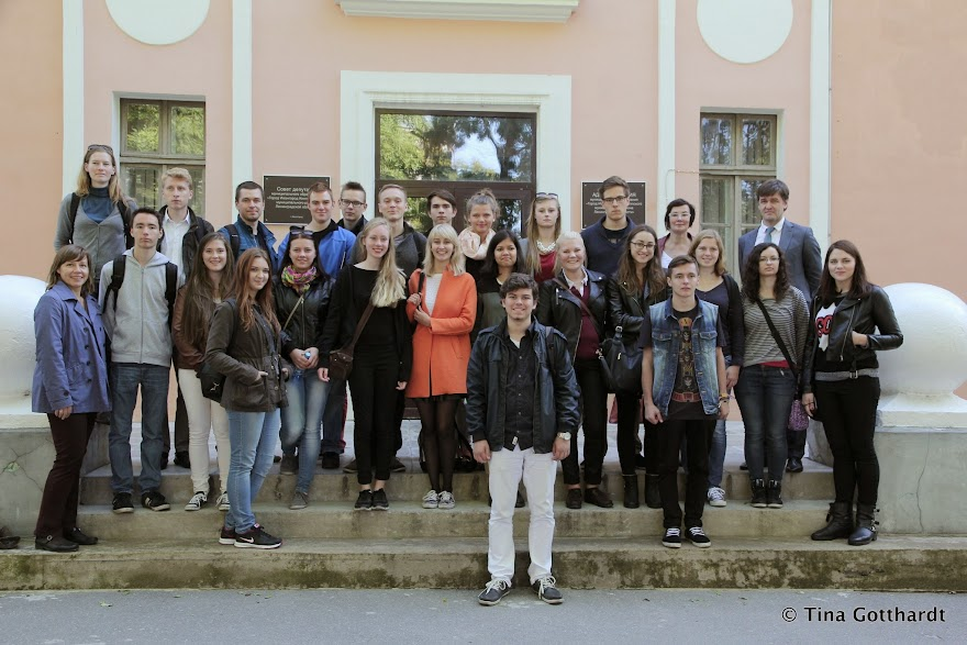 Eustory Youth Academy in Narva, Estonia, september 2014. Photo: Tina Gotthardt