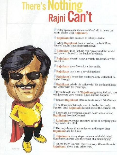 More Rajinikanth Jokes !!