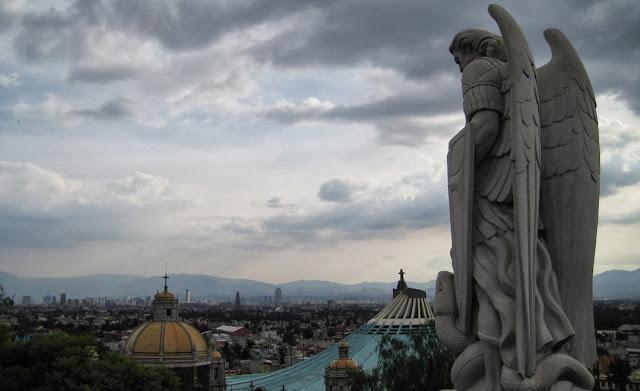 San Miguel en el Cerro de Tepeyac