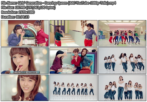 [MV] Girls Generation   Dancing Queen (YouTube HD 1080p)
